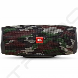 JBL Charge 4 Wireless Bluetooth Portable Speaker - Camouflage