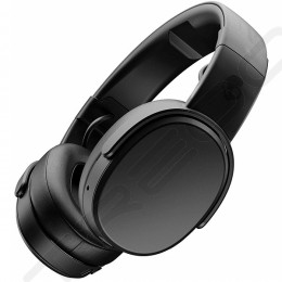 Skullcandy Crusher Wireless Bluetooth Over-the-Ear Headphone with Mic - Black