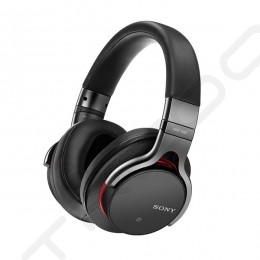Sony MDR-1ABT Wireless Bluetooth Over-the-Ear Headphone with Mic - Black