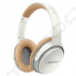 Bose SoundLink Around Ear II Wireless Bluetooth Over-the-Ear Headphone with Mic - White