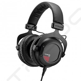 Beyerdynamic Custom One Pro Plus Over-the-Ear Headphone with Mic - Black