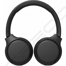 Sony WH-XB700 Extra Bass Wireless Bluetooth On-Ear Headphone with Mic - Black