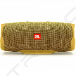 JBL Charge 4 Wireless Bluetooth Portable Speaker - Yellow