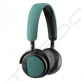 B&O PLAY Beoplay H2 On-Ear Headphone with Mic - Feldspar Green