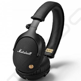 Marshall Monitor Wireless Bluetooth Over-the-Ear Headphone with Mic