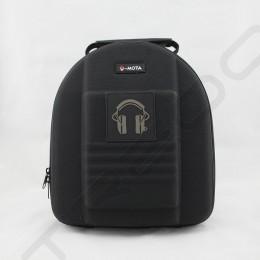 V-MOTA Large Headphone Carrying Case with Customisable Foam Insert