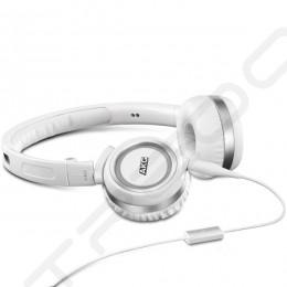 AKG K452 On-Ear Headphone with Mic - White