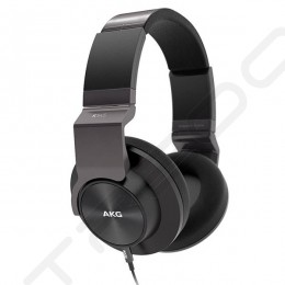 AKG K545 Over-the-Ear Headphone with Mic - Black
