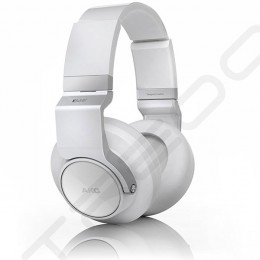 AKG K845BT Wireless Bluetooth Over-the-Ear Headphone - White