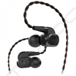 AKG N5005 5-Driver Hybrid Wired/Wireless Bluetooth In-Ear Earphone with Mic