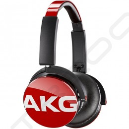 AKG Y50 On-Ear headphone with Mic - Red