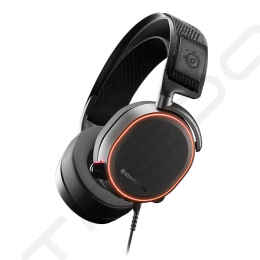 SteelSeries Arctis Pro Over-the-Ear Gaming Headset with Mic