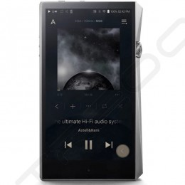 Astell&Kern A&ultima SP2000 Digital Audio Player - Stainless Steel
