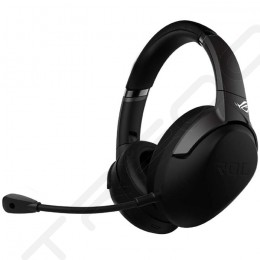 ASUS ROG Strix Go Wireless Bluetooth+2.4GHz Over-the-Ear Gaming Headset with Mic