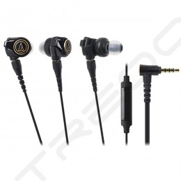 Audio-Technica ATH-CKS1100iS Solid Bass In-Ear Earphone with Mic