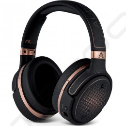 Audeze Mobius Planar Magnetic Gaming Wireless Bluetooth Over-the-Ear Headphone with Mic - Team Copper