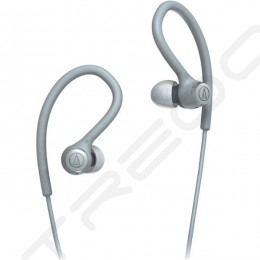 Audio-Technica ATH-SPORT10 In-Ear Earphone - Grey