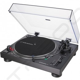 Audio-Technica AT-LP120XUSB Direct-Drive Digital Turntable (USB & Analog) - Black