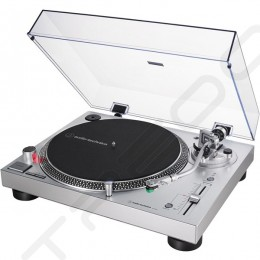 Audio-Technica AT-LP120XUSB (Silver)