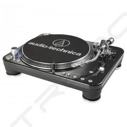 Audio-Technica AT-LP1240-USB Direct-Drive Professional DJ Digital Turntable (USB & Analog)