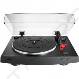 Audio-Technica AT-LP3 Fully Automatic Belt-Drive Stereo Turntable - Black