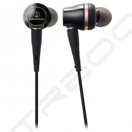 Audio-Technica ATH-CKR100iS 2-Driver In-Ear Earphone with Mic