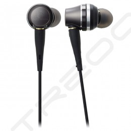 Audio-Technica ATH-CKR90IS 2-Driver In-Ear Earphone with Mic