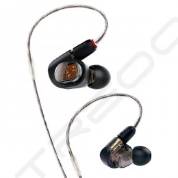 Audio-Technica ATH-E70 3-Driver In-Ear Earphone