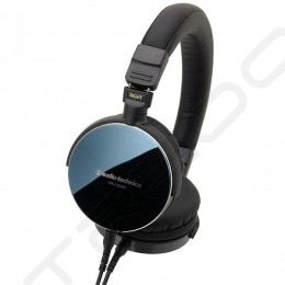 Audio-Technica ATH-ES770H On-Ear Headphone with Mic