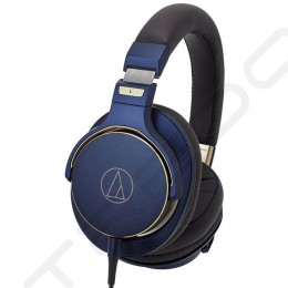 Audio-Technica ATH-MSR7SE On-Ear Headphone with Mic