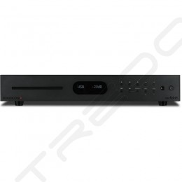 Audiolab 8300CDQ CD Player, Desktop Headphone Amplifier, USB DAC & Preamplifier - Black