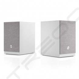 Audio Pro A26 Multi-Room Wireless Bluetooth Desktop Speakers - White