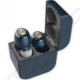 AVIOT TE-D01g True Wireless Bluetooth In-Ear Earphone with Mic - Navy Blue
