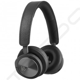 Bang & Olufsen Beoplay H8i Wireless Bluetooth Noise-Cancelling On-Ear Headphone with Mic - Black