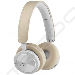 Bang & Olufsen Beoplay H8i Wireless Bluetooth Noise-Cancelling On-Ear Headphone with Mic - Natural