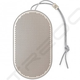 Bang & Olufsen Beoplay P2 Wireless Bluetooth Portable Speaker - Sand Stone