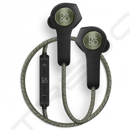 Bang & Olufsen Beoplay H5 Wireless Bluetooth In-Ear Earphone with Mic - Moss Green