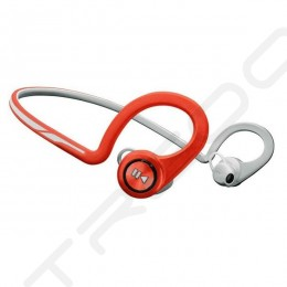 Plantronics Backbeat Fit Waterproof Neckband Wireless Bluetooth In-Ear Earphone with Mic - Lava Red