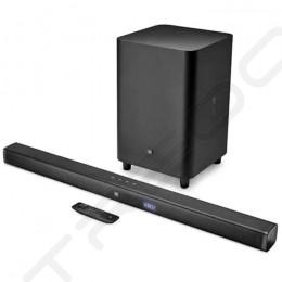 JBL Bar 3.1 Soundbar with Wireless Subwoofer