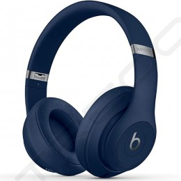 Beats Studio³ Wireless Bluetooth Noise-Cancelling Over-the-Ear Headphone with Mic - Blue