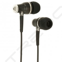 Fischer Audio Bellicoso In-Ear Earphone - Brown