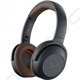 Beyerdynamic Lagoon Wireless Bluetooth Active Noise-Cancelling Over-the-Ear Headphone with Mic - Brown