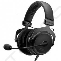 Beyerdynamic MMX300 (2nd Generation) Over-the-Ear Gaming Headset with Mic