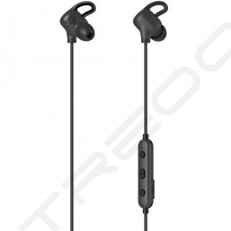NUARL NB10R2 HDSS Wireless Bluetooth In-Ear Earphone with Mic - Matte Black