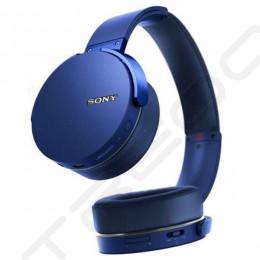 Sony MDR-XB950B1 Wireless Bluetooth Over-the-Ear Headphone - Blue