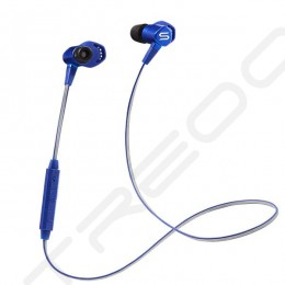 Soul by Ludacris Run Free Pro HD Wireless Bluetooth In-Ear Earphone with Mic - Blue