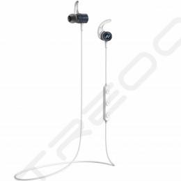 AVIOT WE-D01c Wireless Bluetooth In-Ear Earphone with Mic - Navy Blue