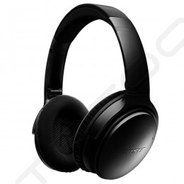 Bose QuietComfort 35 Noise-Cancelling Wireless Bluetooth Over-the-Ear Headphone with Mic - Black