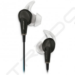 Bose QuietComfort 20 Noise-Cancelling In-Ear Earphone with Mic (for iPhone/iPod) - Black