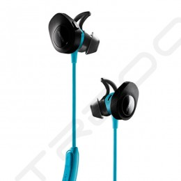 Bose SoundSport Wireless Bluetooth In-Ear Earphone with Mic - Aqua